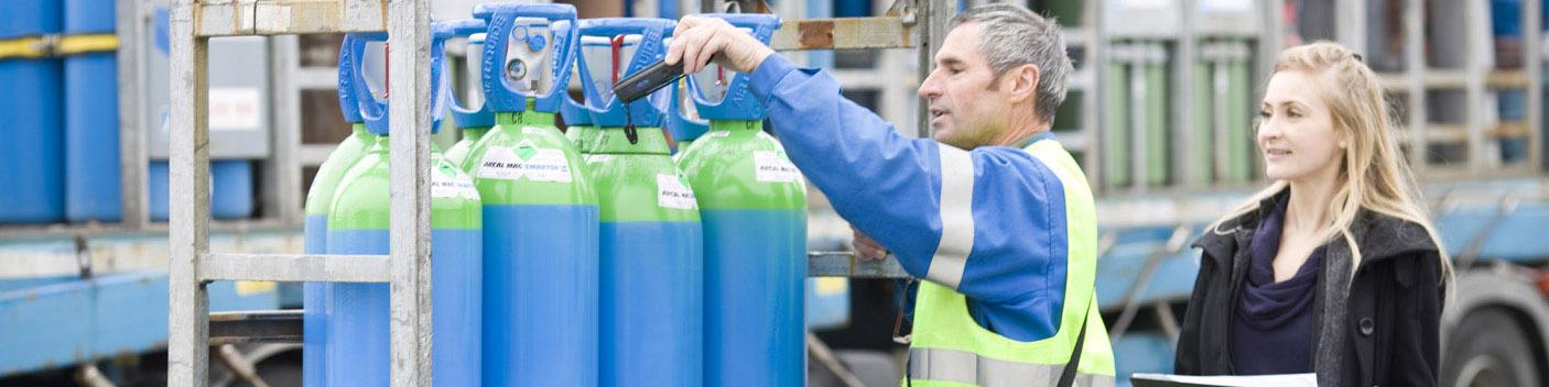 Gasflaskesporing| myGAS | Air Liquide