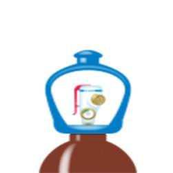 acetylen flaske smartop 10kg